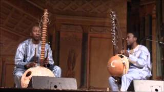 Lamine Cissokho and Ballake Sissoko, Aarhus Int. Guitar Festival
