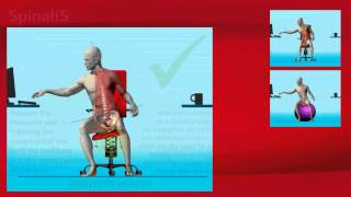 SpinaliS - Active sitting for a healthy spine