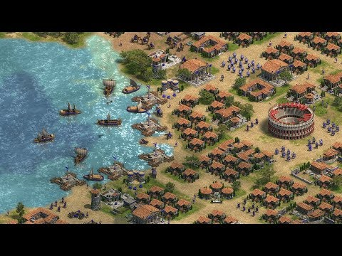Age Of Empires: Definitive Edition - Gameplay (PC/UHD)
