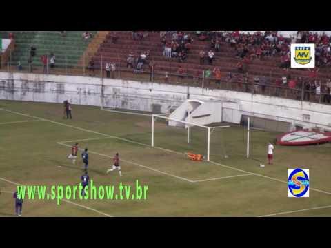Gols de Portuguesa 2 X 3 São Caetano pela copa paulista de 2017 2