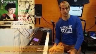 Técnica Pianistica - Yann Tiersen - Comptine d'Un Autre Été