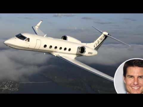 Tom Cruise Private Jets 2015