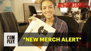 THE HOTTEST MERCHANDISE OUT! | #LIFEATCOMPLEX