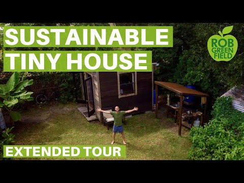 Simple and Sustainable Living in My Tiny House