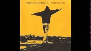 Assalti Frontali - Conflitto (full album, 1996)