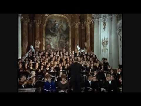 Karl Richter: J.S. Bach Mass in b, Gloria in excelsis, Et in terra pax (9.1969)