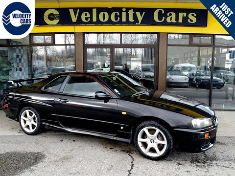 1998 Nissan Skyline R34 25GT-T Coupe 143K's Turbo 276hp Manual for ...