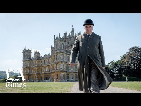 'Downton Abbey' review by Kenneth Turan