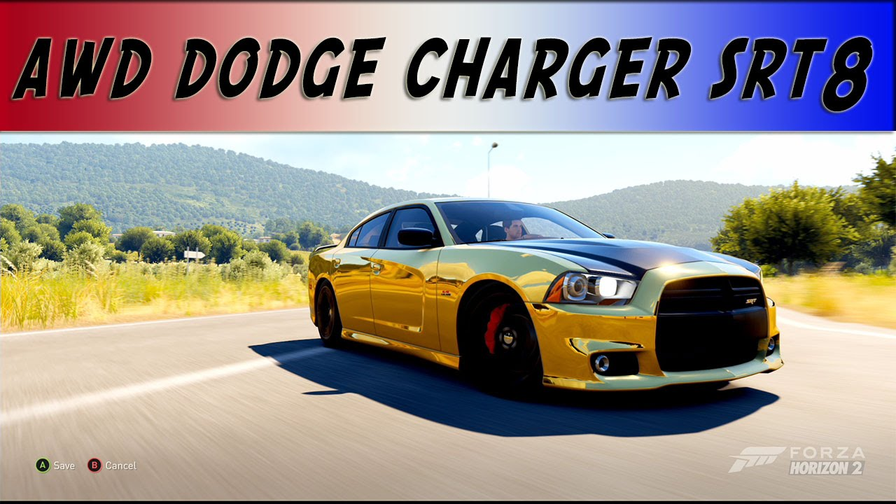 fh2 awd monsters ep 2 2012 dodge charger srt8 fully. Black Bedroom Furniture Sets. Home Design Ideas
