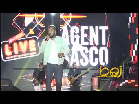 AGENT SASCO FULL PERFORMANCE @ RED STRIPE LIVE 2019