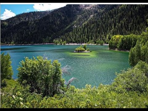 Hiking In Idaho's Wilderness: Upper Palisades Lake Hike  #hikinginidaho #palisadeslake #couplegoals
