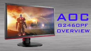 aoc g2460pf overview