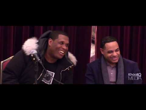Jay Electronica Speaks To the Believers