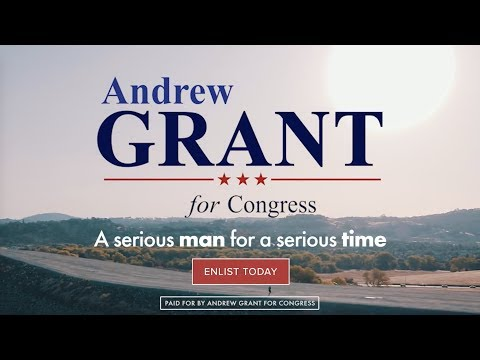 Honor, Courage, Commitment | Andrew Grant for Congress