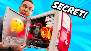 The Sleeper Gaming PC Build!