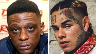Lil Boosie DESTROYS 6ix9ine In the REALEST WAY Possible!