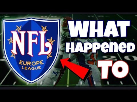 What Happened To NFL Europe?