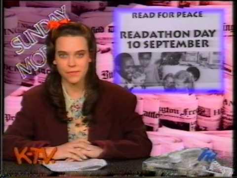 Kim Frickleton on KTV M-Net South Africa