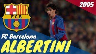 Demetrio albertini | fc barcelona 2005