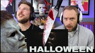 HALLOWEEN TRAILER #2 REACTION