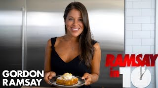 Gordon Ramsay's Perfect Cereal French Toast Challenge | Ramsay in 10