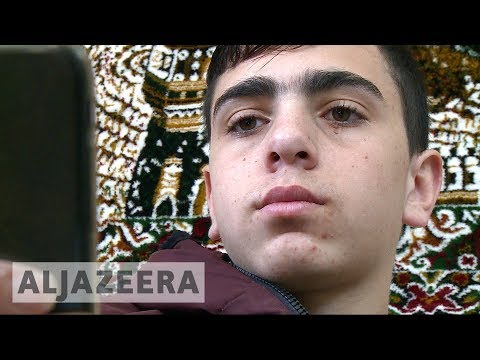 Palestinian Children Speak Of Beatings In Israeli Detention