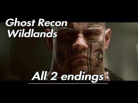 Ghost Recon Wildlands - Le grand final avec El Sueno - All 2 endings  [Hard Mode] [PS4]