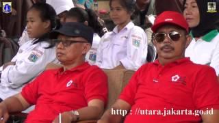 PMI Jakarta Utara Gelar Aksi Ruwat Bumi & Susur Sungai (23/4)