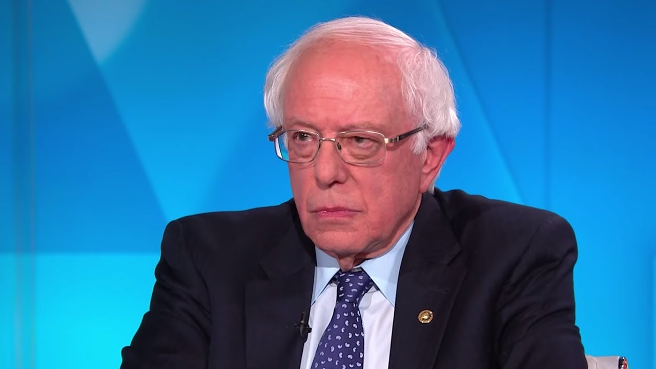 Bernie Sanders proposes total elimination of student debt