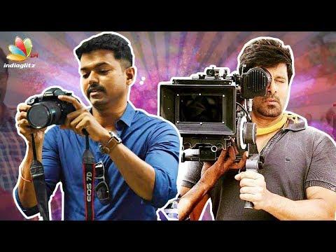 Vijay & Vikram's Unique Skills : Cinematographer Ekambaram Interview | Nimir