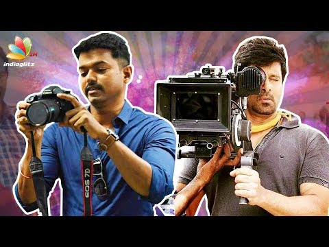 Vijay & Vikram's Unique Skills : Cinematographer Ekambaram Interview | Nimir