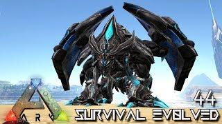 ARK: SURVIVAL EVOLVED - STAR DRAGON MONSTER !!! ETERNAL PROMETHEUS TUNGUSKA E44