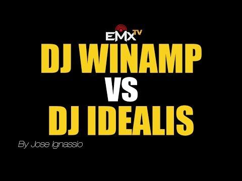 DJ WINAMP vs DJ IDEALIS