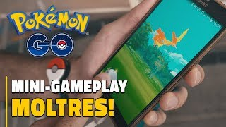 MAIS UM LENDÁRIO!   Gameplay Pokémon GO 4K