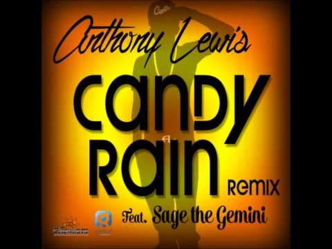 Anthony Lewis Feat. Sage The Gemini - Candy Rain (Remix) (Acapella) | 95 BPM