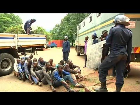 الأمم المتحدة تدعو زيمبابوي للتوقف عن قمع المتظاهرين واستخدام الذخائر الحية…
