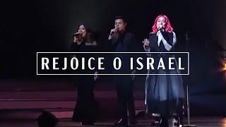 Rejoice O Israel   New Creation Worship (Jermaine Leong)