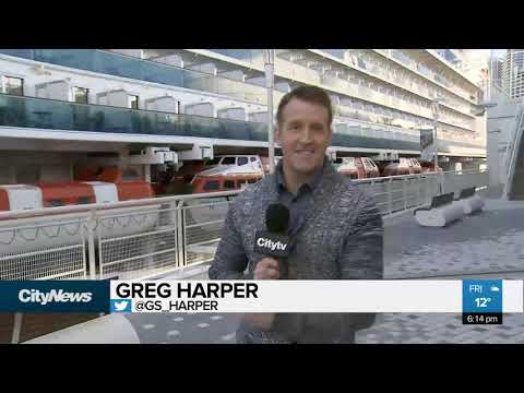 Cruise ship season is now underway in Vancouver