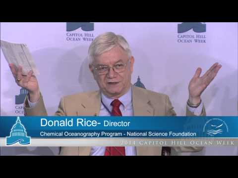 CHOW 2014 - The Ocean and Human Health