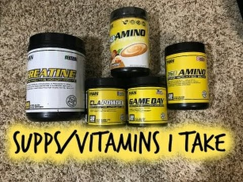 What Supplements and Vitamins I Take || Ketogenic Diet