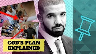THE TRUE MEANING OF Scary Hours (God's Plan & Diplomatic Immunity)| Drake EXPLAINED🔥