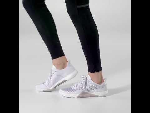 Sepatu Pria Original Running Adidas Crazy Train Elite M Boost BA8003 White