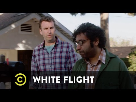 White Flight - The Mysteries of Dan