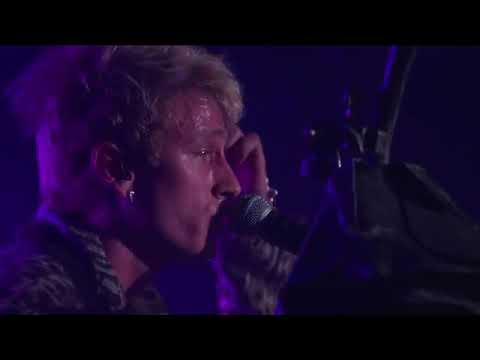 Machine Gun Kelly Live John Varvatos