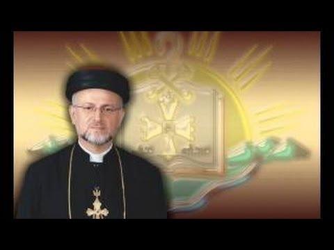 Assyrian Church Of the East Mass Mar Odish القداس الألهي بصوت نيافة الأسقف مار اوديشو