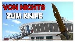 VON NICHTS ZUM KNIFE - CS:GO Trading Tipps #1