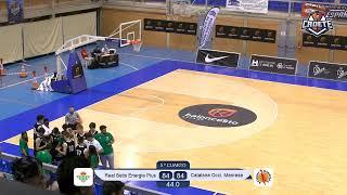 DIRECTO | Punta Umbría, Lunes 20 -  Baloncesto - Campeonato de España Cadete Masculino