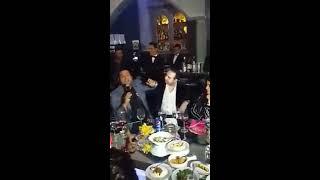 حاتم العراقي الصوت الحزين اجمل موال دكتور بية الم مع وائل جسار وبقية الفنانين 2015