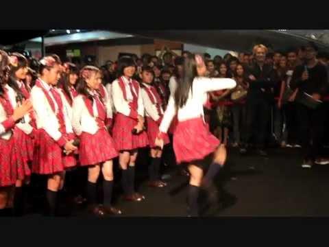 [Fancam] BebyJKT48 dance kaze wa fuiteiru.