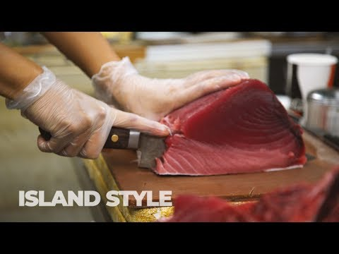Island Style - Choosing The Best Fish For Poke And Sashimi With The Maguro Brothers